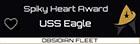 Spiky Heart Award - '21